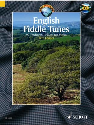 English Fiddle Tunes Front Cover