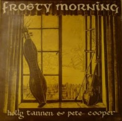 Front cover of Frosty Morning LP Sleeve