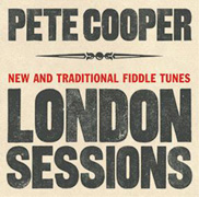 CD cover London Sessions - hear the tunes in the Shop.