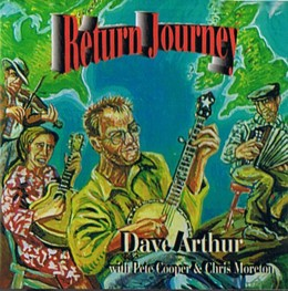Return Journey CD cover