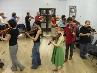 London Fiddle School