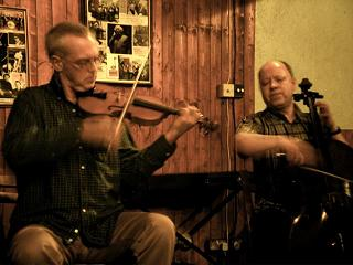 Cooper and Bolton at Islington Folk Club
